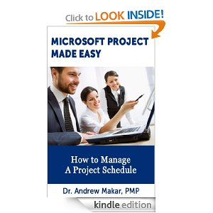 ms project tutorials schedule manage