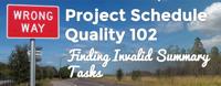 microsoft project tutorial custom filter