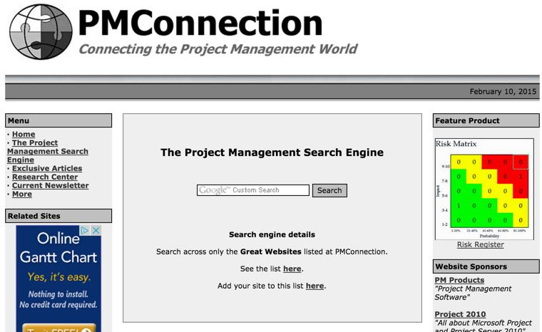 project management research