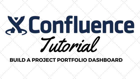 how to create a dashboard in confluence