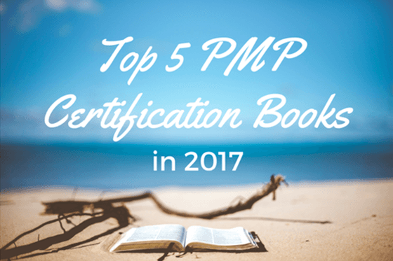 Top 5 PMP Certification Preparation Books