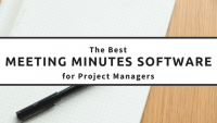 Best Meeting Minute Software Solutions for Project Managers