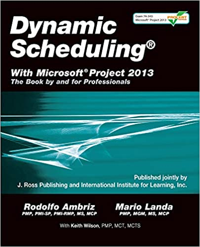 dynamic scheduling with microsoft project