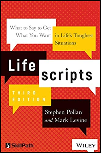 life scripts by stephan pollan