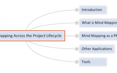 Mind Mapping Across the Project Lifecycle