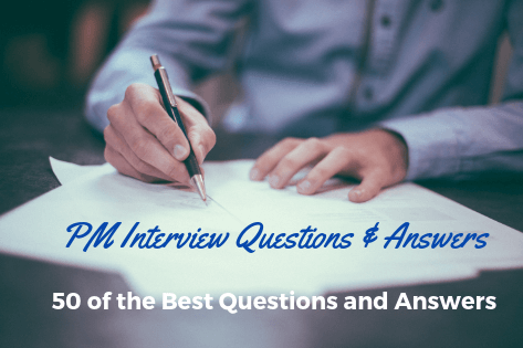 Top 50 Project Management Interview Questions and Answers -