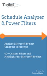 microsoft project schedule analyzer
