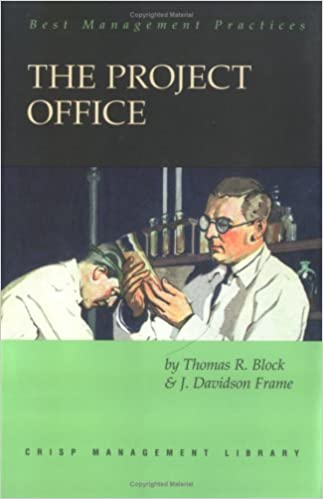 The project office by thomas block