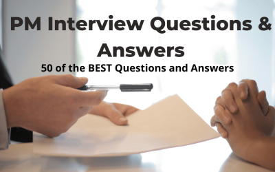 Top 50 Project Management Interview Questions and Answers